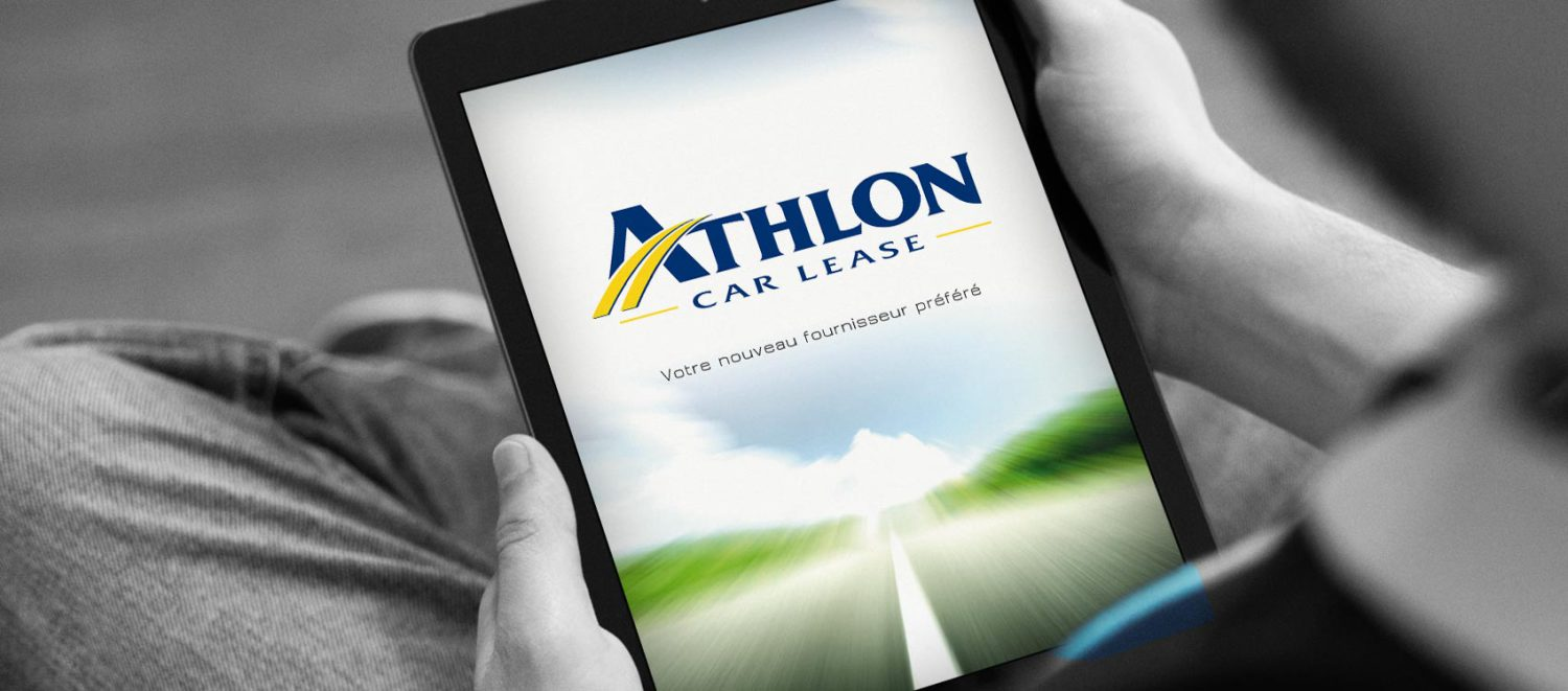 Athlon Car Lease presentation PDF
