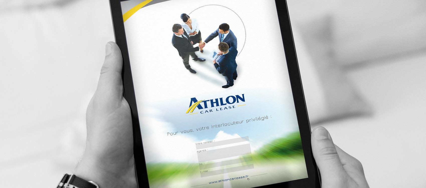 Athlon Car Lease presentation