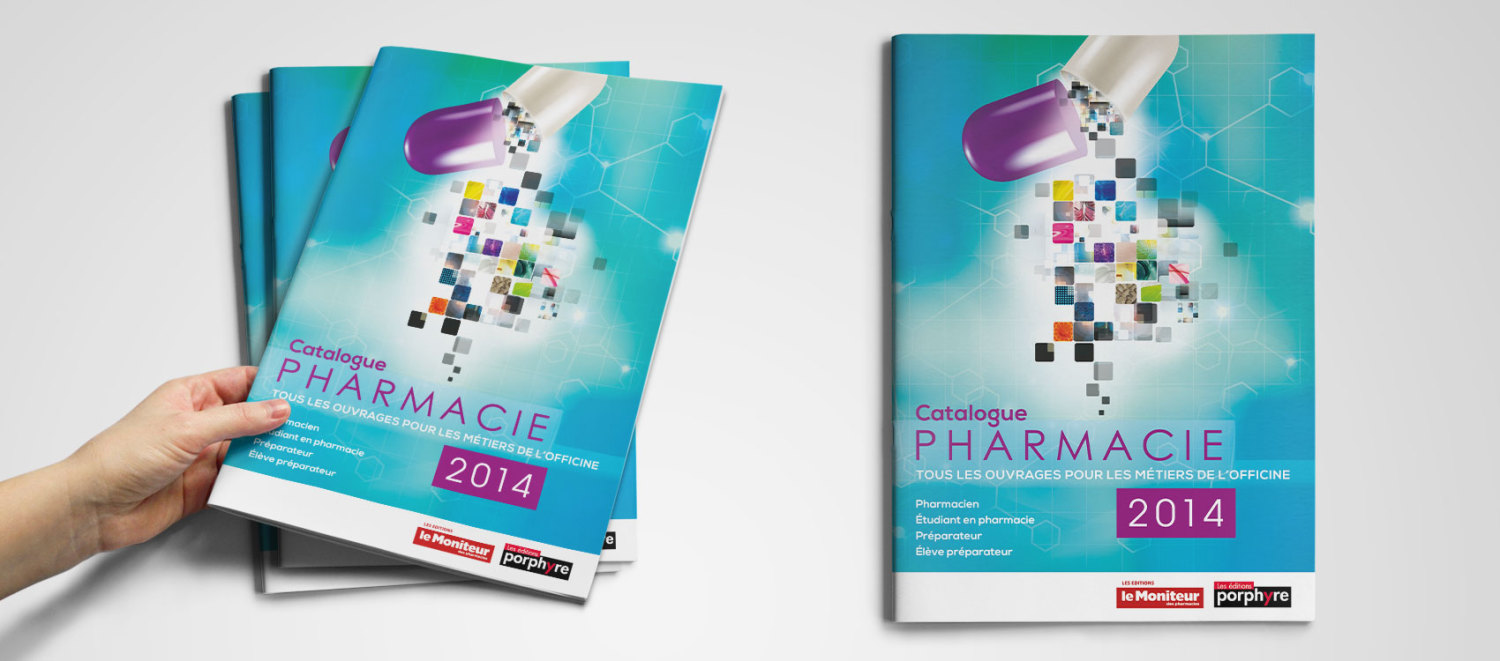 Catalogue des éditions pharmacie 2014