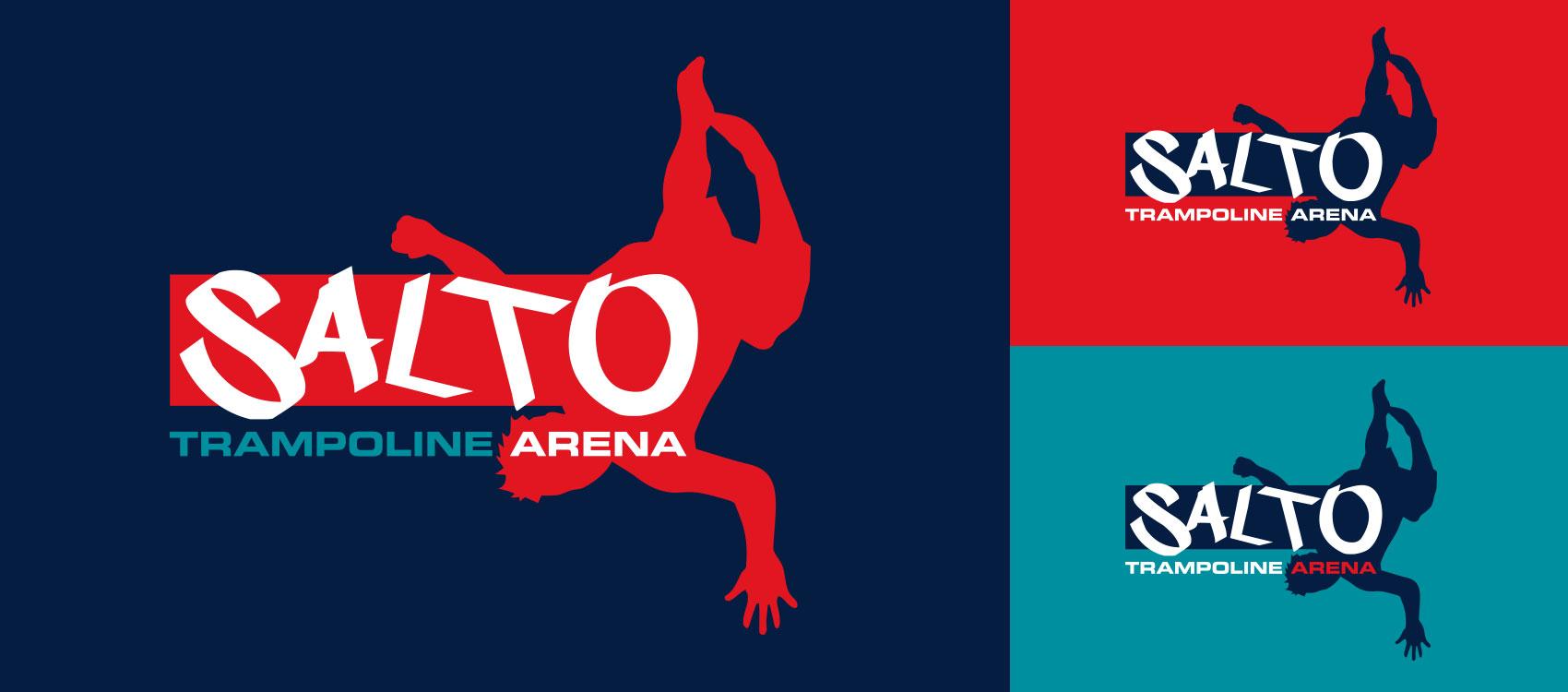 Salto-trampoline-arena-logo