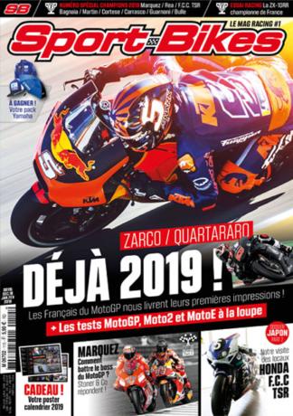 Magazine Sport-bikes